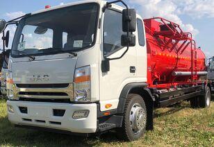 новий бензовоз JAC Автотопливозаправщик АТЗ-8 на шасси JAC N 120