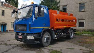 новий бензовоз МАЗ 5340С2