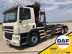 бортова вантажiвка DAF  FT CF 85.430-