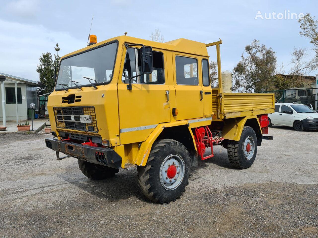бортова вантажiвка FIAT OM 75.14