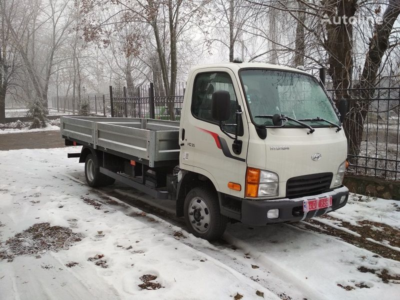 нова бортова вантажiвка HYUNDAI HD-35