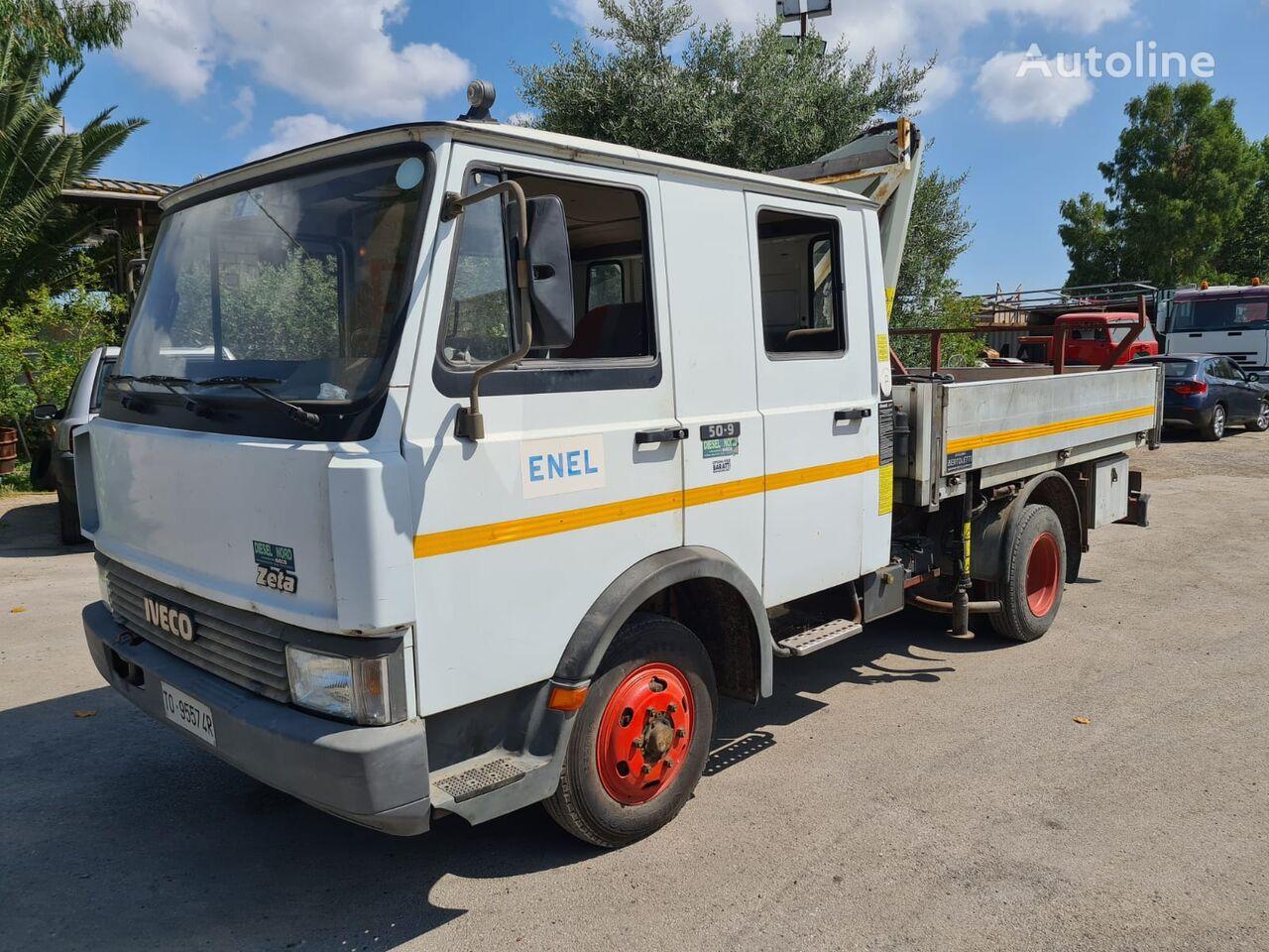 бортова вантажiвка IVECO 50.9