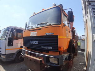 бортова вантажiвка IVECO MAGIRUS AG 256