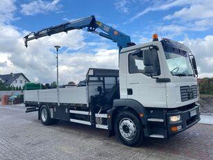бортова вантажiвка MAN 18.240 HDS HMF 1560