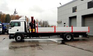 нова бортова вантажiвка MAN TGM 18.250 кран-маніпулятор,новий,Кредит.Лізинг.Під Замовлення!