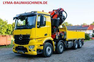 нова бортова вантажiвка MERCEDES-BENZ FASSI 820 RA2.27 FJ L 426