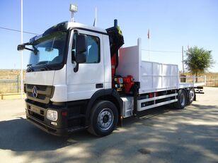 бортова вантажiвка MERCEDES-BENZ actros 25 32