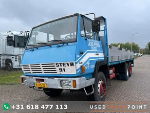 бортова вантажiвка STEYR 1491.280 / 6X4 / First Owner / Top Condition / Full Steel / NL T