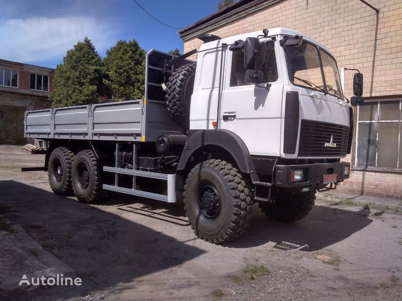 нова бортова вантажiвка МАЗ 6317F9