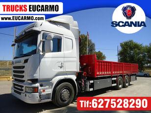 бортова вантажiвка SCANIA R 730