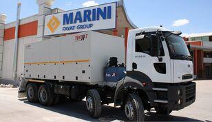 новий цементовоз MARINI / basFALT - Цементораспределитель