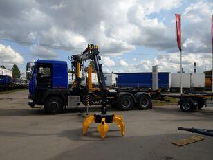 новий гаковий мультиліфт МАЗ 6312С9