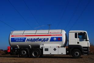 новий газовоз ЭВЕРЛАСТ АЦГ-24