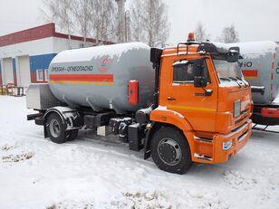 новий газовоз КАМАЗ 45253