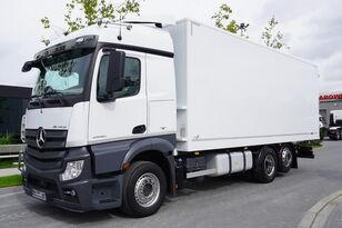 ізотермічна вантажiвка MERCEDES-BENZ Actros 2540 container / 6 x 2 / 18 EP