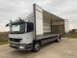 ізотермічна вантажiвка MERCEDES-BENZ Atego 1224L Open Side