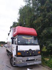 ізотермічна вантажiвка MERCEDES-BENZ Atego 1828