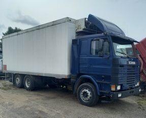 ізотермічна вантажiвка SCANIA 113-360