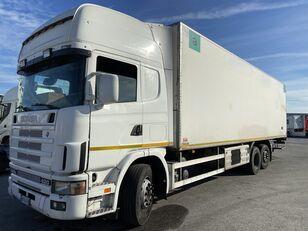 ізотермічна вантажiвка SCANIA Scania 124 - 420 Frigo