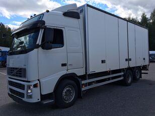 ізотермічна вантажiвка VOLVO FH13 480hp Open side