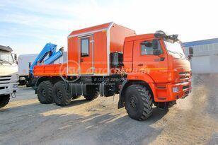 новий кунг КАМАЗ 43118-3086-50