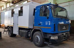 новий кунг МАЗ 5340