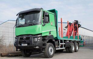 новий лісовоз RENAULT K 520 P HEAVY