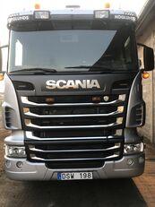 лісовоз SCANIA R480
