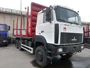 новий лісовоз МАЗ 6317F9-540-000