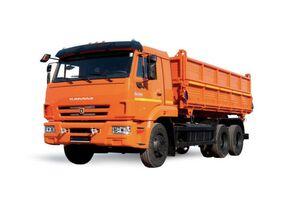 новий самоскид КАМАЗ 45143-6012-50