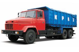 новий самоскид КРАЗ 6230С4