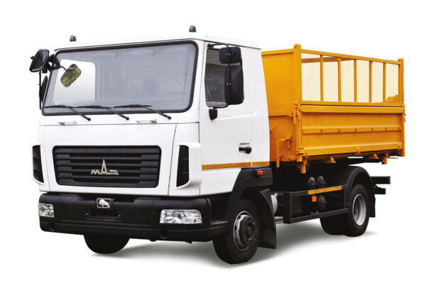 новий самоскид МАЗ 4571N2-525-000