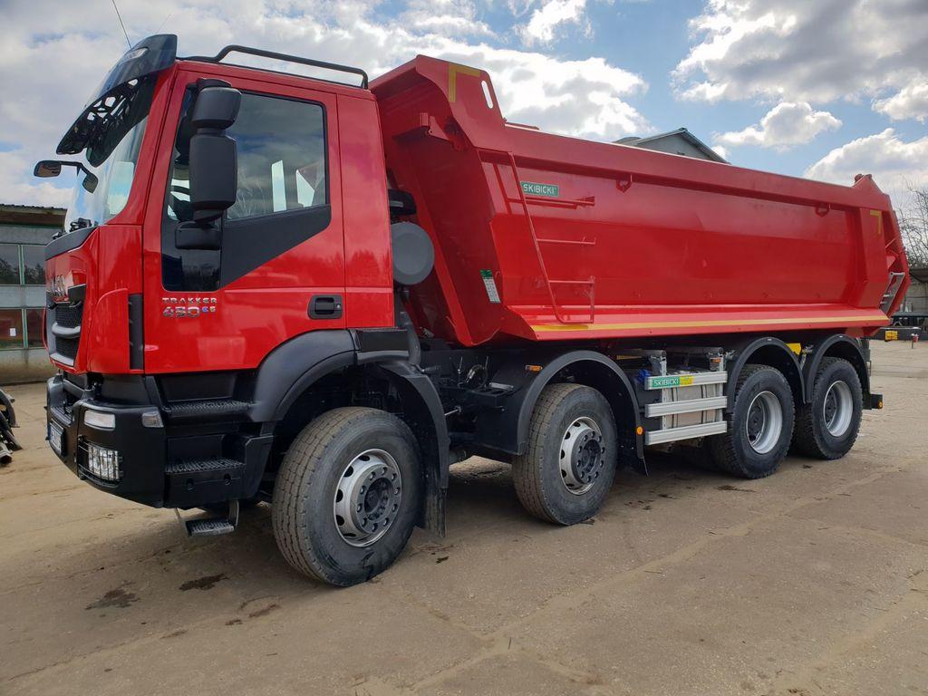 самоскид IVECO AD410T45 Trakker 8x4 - 450KM - DEMO