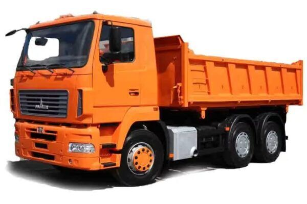новий самоскид МАЗ 6501E8-520-031