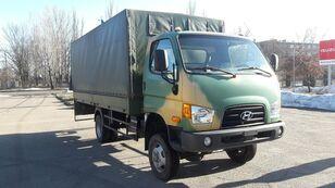 нова тентована вантажiвка HYUNDAI HD 65 4х4