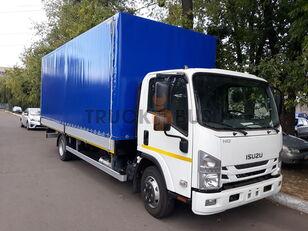 нова тентована вантажiвка ISUZU NQR90