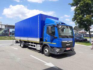 нова тентована вантажiвка MAN TGL 12.190 4X2 BL CH