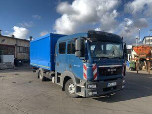 тентована вантажiвка MAN TGL 8.220