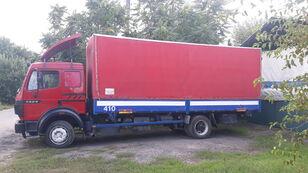 тентована вантажiвка MERCEDES-BENZ 1424