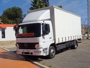 тентована вантажiвка MERCEDES-BENZ ATEGO 1224 TAULINER