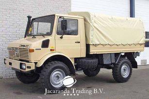 тентована вантажiвка MERCEDES-BENZ UNIMOG 1300