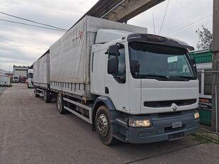 тентована вантажiвка RENAULT Premium 300 Pritsche
