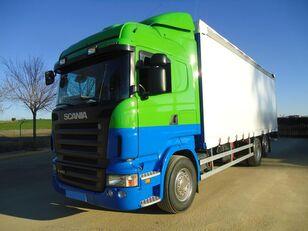 тентована вантажiвка SCANIA R 400