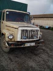 тентована вантажiвка ГАЗ 3307