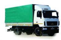 нова тентована вантажiвка МАЗ 534026
