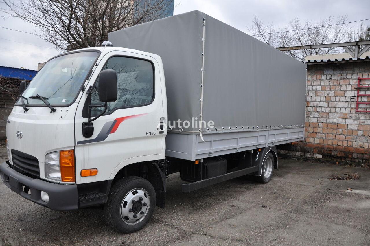 нова тентована вантажiвка HYUNDAI HD-35