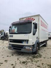 торгова вантажівка DAF motrice 2 assi furgone sponda