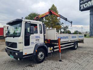 торгова вантажівка VOLVO FL220.12 / PK 7000A / NL brief