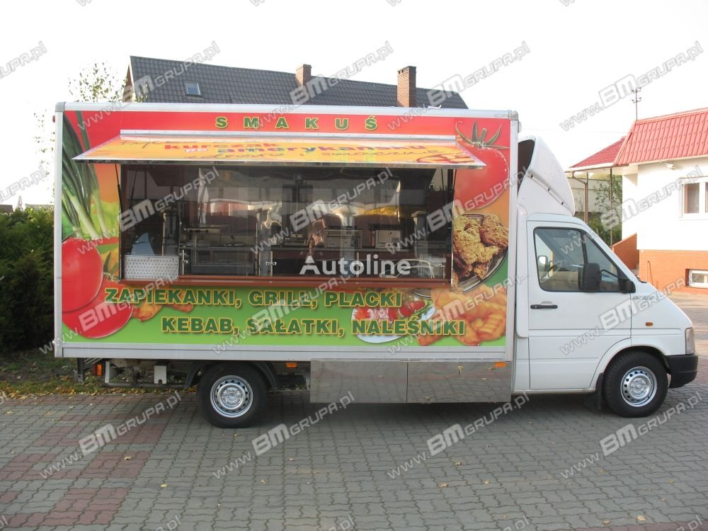 нова торгова вантажівка BMGRUPA Food Truck, zabudowa na pojeździe