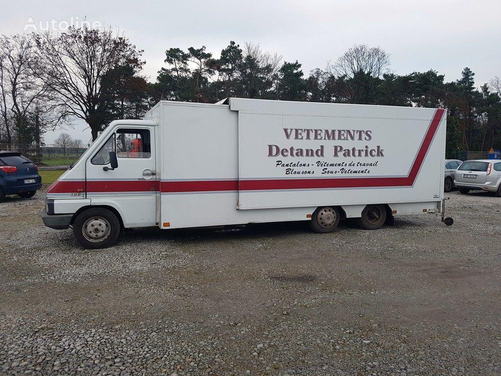 торгова вантажівка RENAULT Master T35 Foodtruck Autosklep
